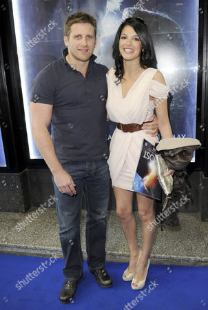 Stock Image of James Shepherd and Natalie Anderson
