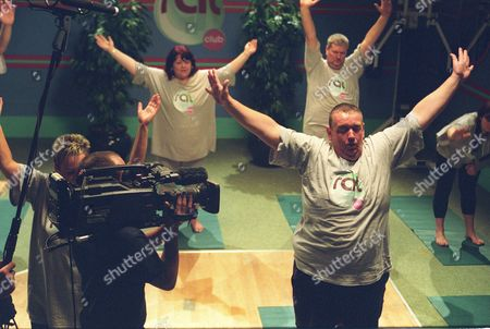Editorial picture of 'Fat Club' TV Programme - 2002