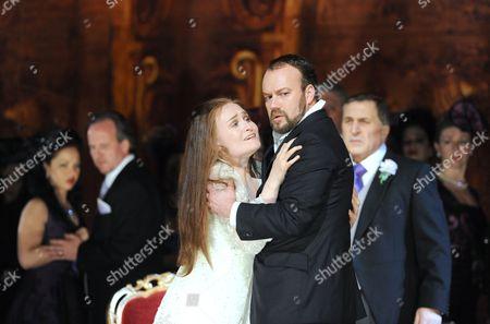 'The Tsar's Bride' - Marina Poplavskaya (Marfa) and Johan Reuter (Gryaznoy)