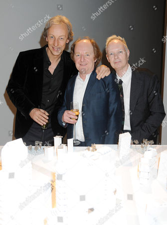 Perry Oosting (Vertu), Anthony Fawcett and Richard Wilson