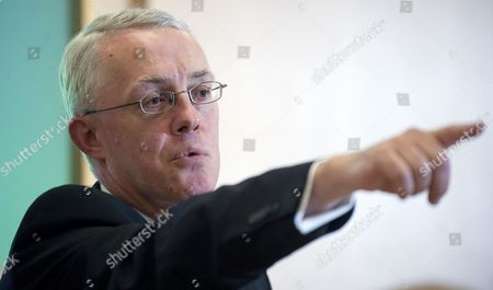 Stock Picture of Sir John Vickers