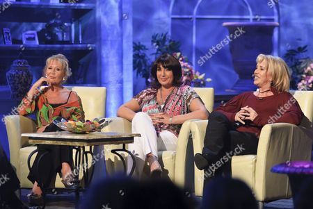 Sue Carroll, Jane McDonald and Carole Malone.