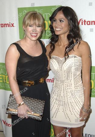 Hilary Duff & Kim Snyder
