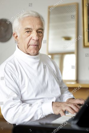 Editorial image of Conductor, Vladimir Ashkenazy in Helsinki, Finland - 12 Apr 2011