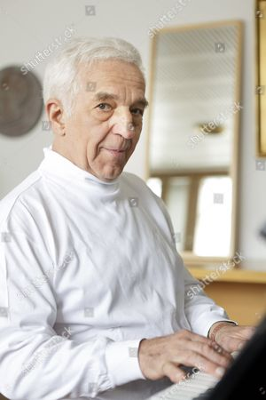 Editorial photo of Conductor, Vladimir Ashkenazy in Helsinki, Finland - 12 Apr 2011