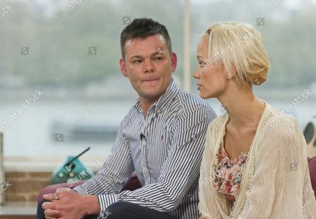 Michael Sweeney and Natasha Iarrobino