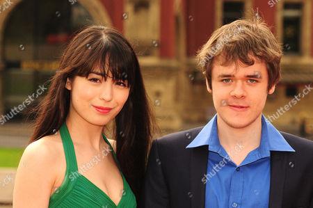 Pianists Alice Sara Ott and Benjamin Grosvenor