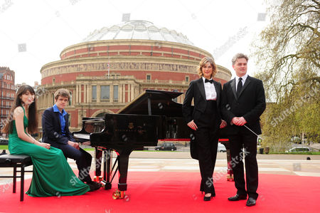 Editorial image of Launch of the BBC Proms 2011, Royal Albert Hall, London, Britain - 14 Apr 2011