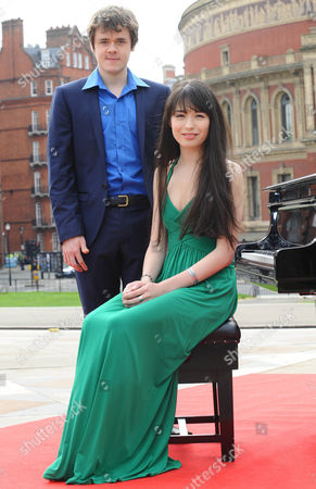 Editorial picture of Launch of the BBC Proms 2011, Royal Albert Hall, London, Britain - 14 Apr 2011
