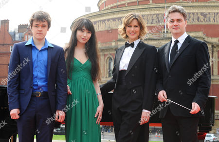 Editorial photo of Launch of the BBC Proms 2011, Royal Albert Hall, London, Britain - 14 Apr 2011
