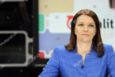Mari Kiviniemi, Chairwoman of the Center Party
