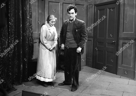 Olive McFarland and Patrick Troughton