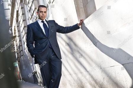 Stock Image of Crown Prince Mohammed El Senussi