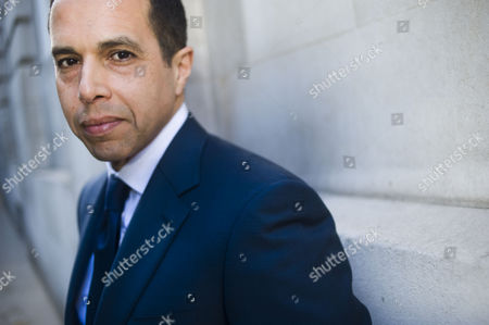Editorial photo of Crown Prince Mohammed El Senussi, London, Britain - 12 Apr 2011