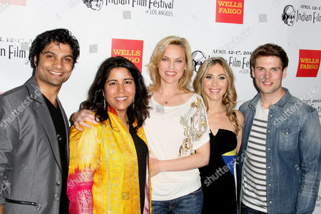 Editorial picture of Indian Film Festival, Los Angeles, America - 12 Apr 2011