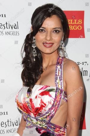 Stock Photo of Barkha Madan IFFLA Patron