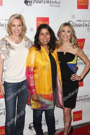 Stock Picture of Elaine Hendrix ; Nisha Ganatra and Bonnie Kathleen Ryan