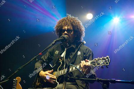 Editorial photo of Lewis Floyd Henry in concert at Koko, London, Britain - 14 April 2011