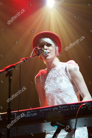Editorial picture of Tuppeny Bunters in concert at Koko, London, Britain - 14 April 2011