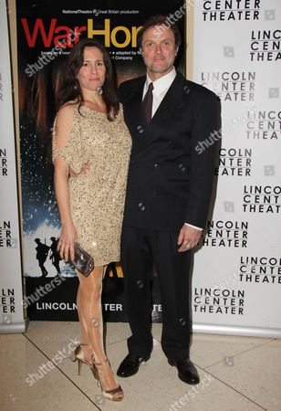 Editorial picture of 'War Horse' Play Opening Night, New York, America - 14 Apr 2011