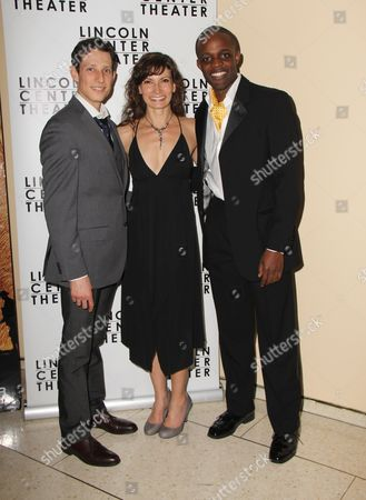 Stock Image of Jonathan David Martin, Jeslyn Kelly, Prentice Onayemi
