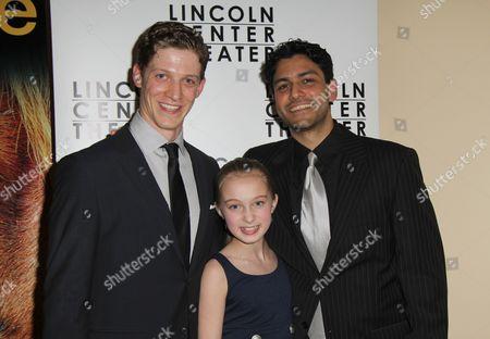 Zach Appelman, Madeleine Rose Yen, Sanjit De Silva