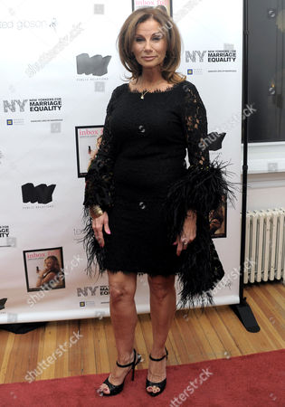 Editorial picture of Cat Ommanney's 'Inbox Full' Book Launch Party, New York, America - 03 Mar 2011