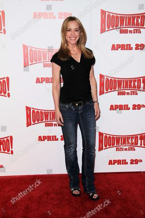 Stock Picture of Amanda Wyss