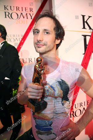 Editorial picture of Romy Gala at the Hofburg, Vienna, Austria - 16 Apr 2011