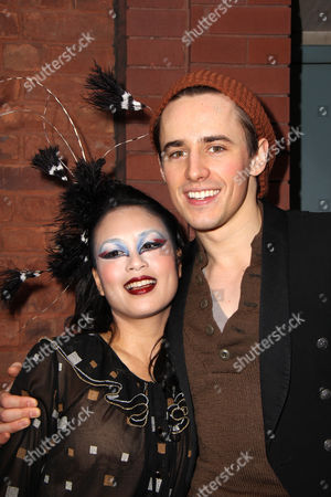 T V Carpio and Reeve Carney