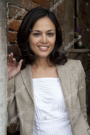 Stock Photo of Tishani Doshi
