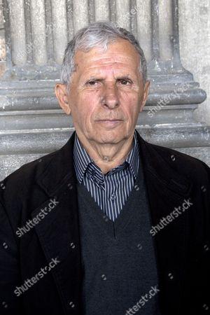 Editorial image of 'Crossings of Civilization' International Festival of Literature, Venice, Italy - 14 Apr 2011