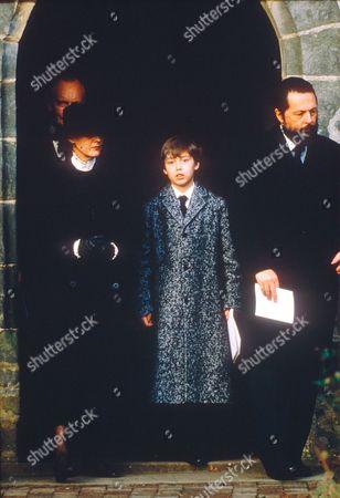Stock Photo of Alexander MacMillan, Dan MacMillan and Earl Stockton
