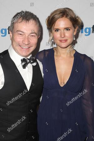 Michael Gleissner and Amelia Jackson-Gray