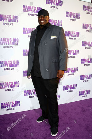 Editorial photo of 'Tyler Perry's Madea's Big Happy Family' film screening, Los Angeles, America - 19 Apr 2011