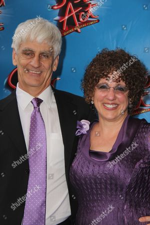 Stock Picture of Bill Steinkellner and Cheri Steinkellner