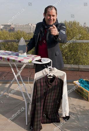 Editorial photo of 'Daybreak' TV Programme, London, Britain - 21 Apr 2011