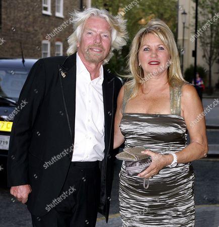 Sir Richard Branson and wife Joan