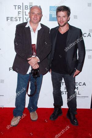 Greg Marinovich and Ryan Phillippe