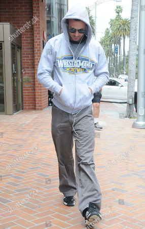 Editorial picture of Freddie Prinze Jnr out and about in  Beverly Hills, Los Angeles, America - 21 Apr 2011