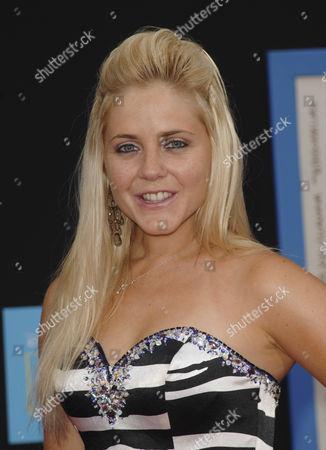 Editorial picture of 'Prom' film premiere, Los Angeles, America - 21 Apr 2011