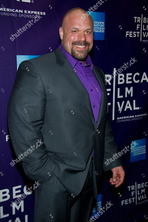 Editorial image of 'Challenging Impossibility' Premiere at The Tribeca Festival, New York, America - 22 Apr 2011