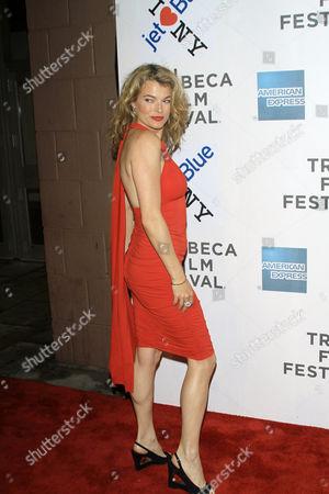 Editorial photo of 'Last Night' Film Premiere, Tribeca Film Festival, New York, America - 25 Apr 2011