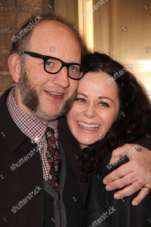 Max Baker and Geraldine Hughes
