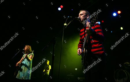 The Vaselines - Frances McKee and Eugene Kelly