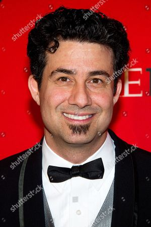 Stock Photo of Derrick Rossi