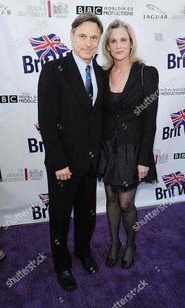Nicholas Guest and Pamela Guest