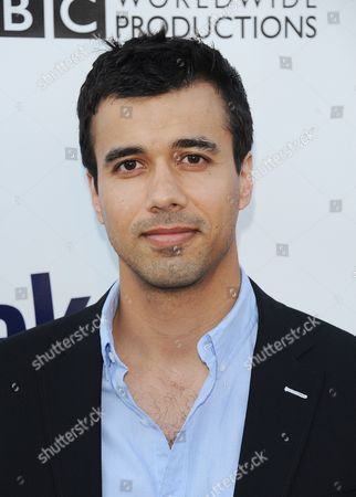 Editorial picture of Brit Week champagne launch, Los Angeles, America - 26 Apr 2011