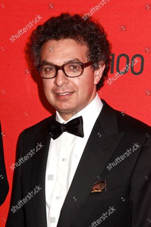 Editorial photo of Time magazine's 100 Most Influential People in the World Gala, New York, America - 26 Apr 2011