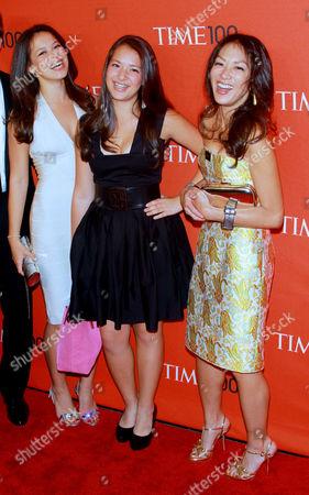 Sophia Chua-Rubenfeld, Louisa Chua-Rubenfeld and Amy L Chua